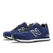 High Roller 574, Navy with White
