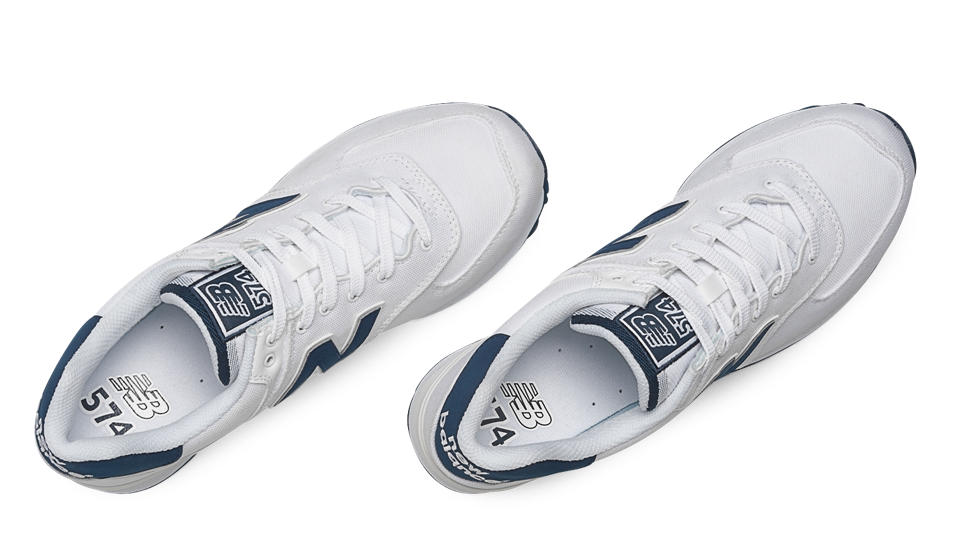 zapatillas new balance 574 turquesa azul