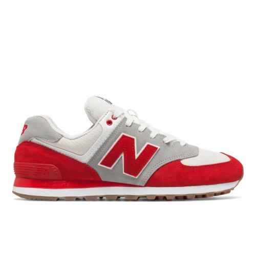 New Balance : 574 Retro Sport : Men's Footwear Outlet : ML574RSB