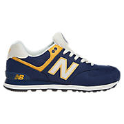 Rugger 574, Navy with Yellow