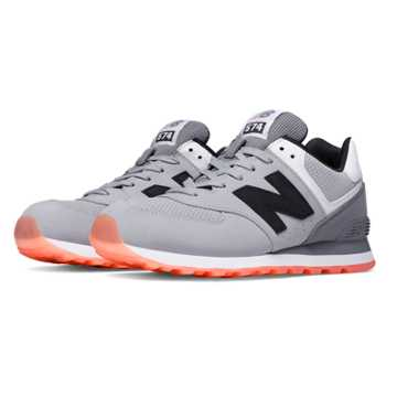 New Balance 574 State Fair, Grey with Light Grey & Black