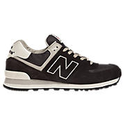 New Balance 574, Brown with Beige