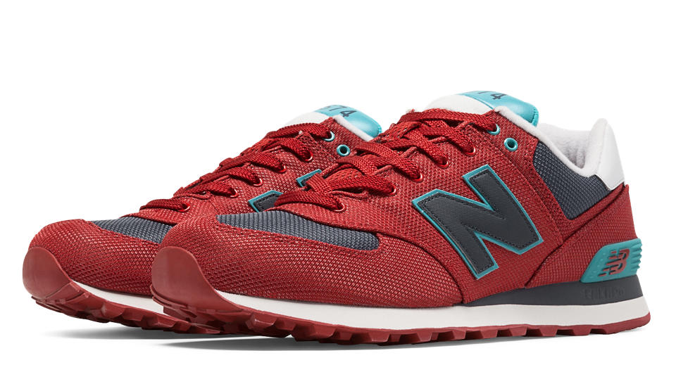 new balance 574 winter harbor
