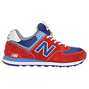 Yacht Club 574, Red with Blue