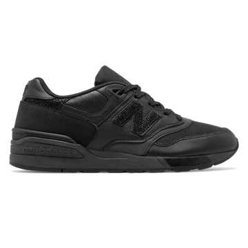 New Balance 597 New Balance, Black