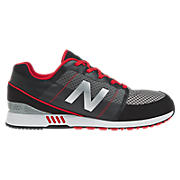 New Balance 751, Black with Red