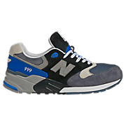 New Balance 999, Blue with Black