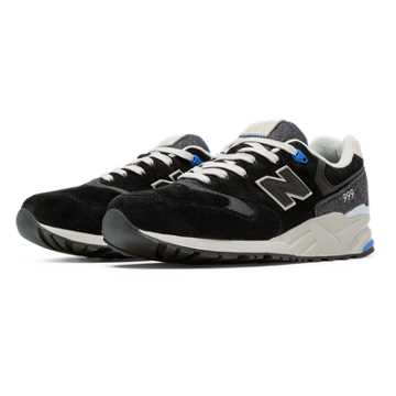New Balance 999 Woolly Mammoth, Black