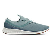 Fresh Foam Lazr v1 Heathered , Blue with Petrol