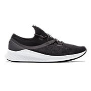 Fresh Foam Lazr Sport, Grey with Black & White