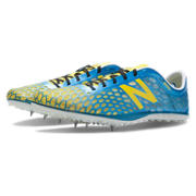 New Balance LD5000 Spike, Blue Atoll with Yellow