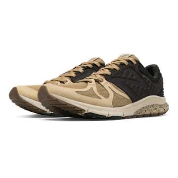 New Balance Vazee Rush Suede, Tan with Brown