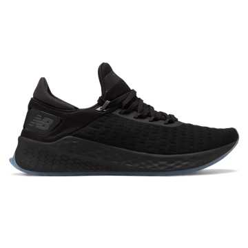 Men's Fresh Foam LazrV2 HypoKnit, Black with Magnet