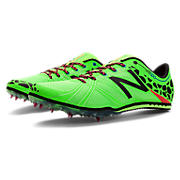 New Balance 500v3, Fluorescent Green with Black & Orange