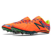 New Balance MD500v3 Spike, Dynomite with Electric Blue