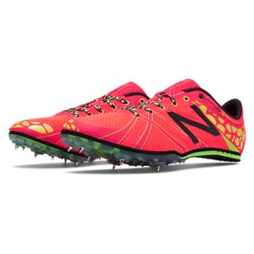 New Balance MD500v3 Spike, Bright Cherry with Hi-Lite