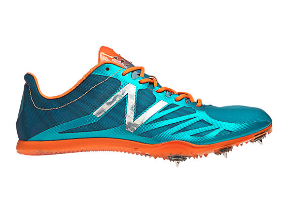New Balance 800v2, Blue with Orange
