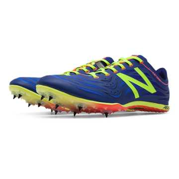 New Balance MD800v4 Spike, Basin with Toxic & Black