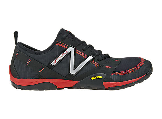 Minimus MO10, Black with Red