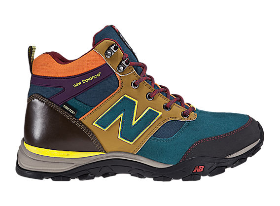Limited Edition 673, Brown with Blue & Orange