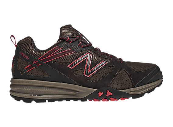 New Balance 689, Brown with Red