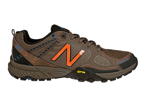 New Balance 889, Brown with Orange