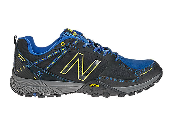 New Balance 889, Grey with Blue & Yellow