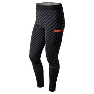 New Balance Precision Run Tight, Black