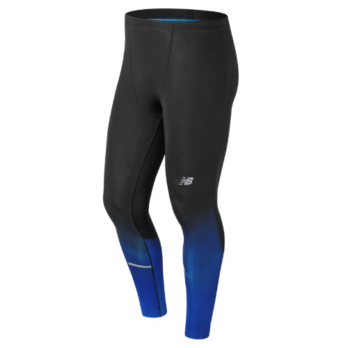 New Balance Impact Printed Tight Boy's Performance - MP71229ITR