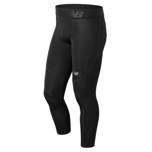 New Balance Challenge Tight Boy's Performance - MP73039BK