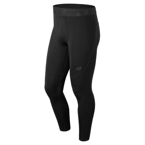 New Balance Challenge Thermal Tight Boy's All Clothing - MP73045BK