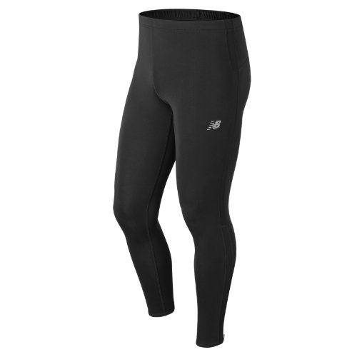 New Balance Accelerate Printed Tight Boy's Performance - MP73066BK