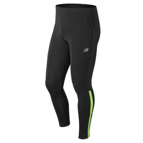 New Balance : Accelerate Printed Tight : Men's Performance : MP73066EGL