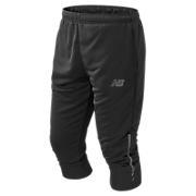 Core Training Three Quarter Pant, Black