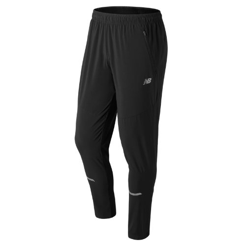 New Balance : Run Pant : Men's Performance : MP73240BK