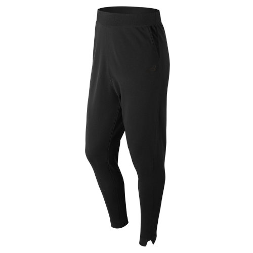 New Balance 247 Luxe Knit Pant Boy's Casual - MP81501BK