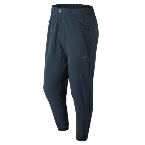 New Balance 247 Luxe Woven Pant Boy's Casual - MP81511GXY