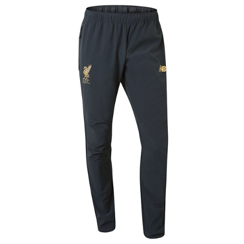 New Balance Liverpool FC Managers Woven Pant - Phantom (Taille L)