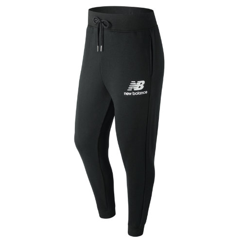 New Balance Essentials NB Logo Sweatpant - Black (Taille XL)