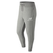 Essentials Stack Logo Sweatpant , Athletic Grey