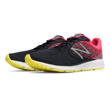 New Balance Vazee Pace v2, Black with Pink