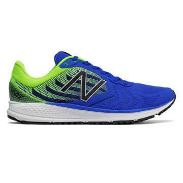 Vazee Pace v2, Cobalt Blue with Energy Lime
