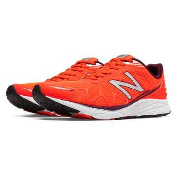 New Balance Vazee Pace, Orange with White