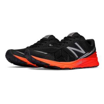 New Balance Vazee Pace, Black with Red