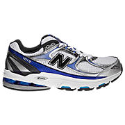 New Balance 1012, White with Silver & Blue