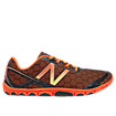 Minimus 10V2, Black with Orange