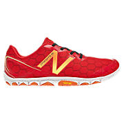 Minimus 10v2, Red with Yellow