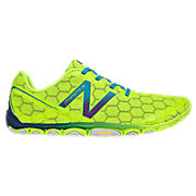 Minimus 10V2, Neon Yellow with Blue