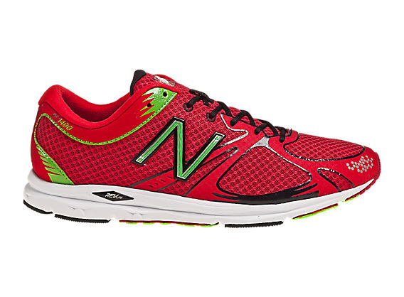 Limited Edition 1400, Red with Green