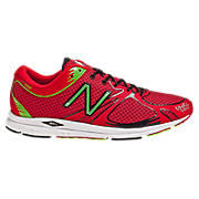 New Balance 1400, Red with Green